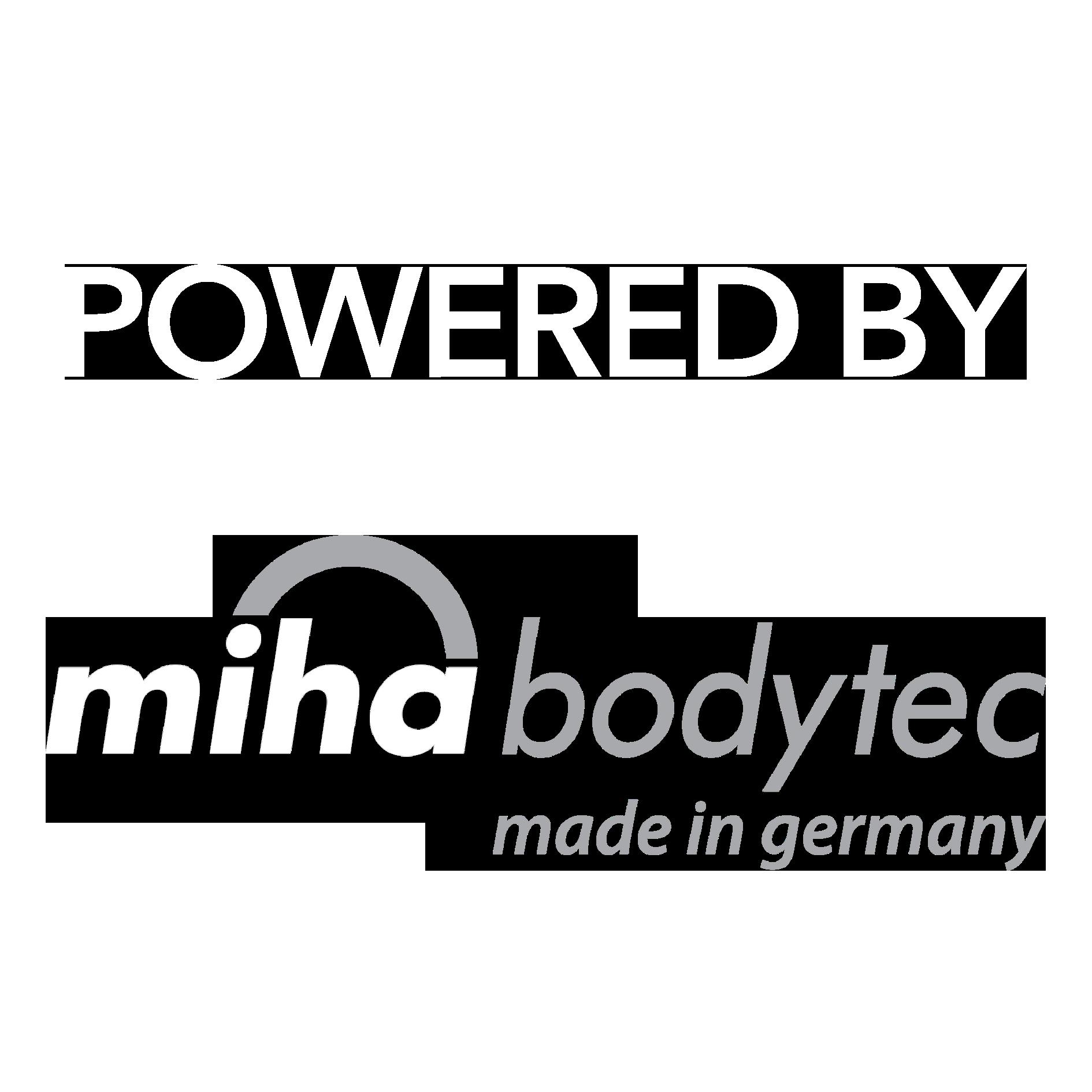 Powered by MIHA BODYTEC